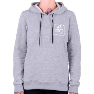 Asenne women's Surf Co. hoodie