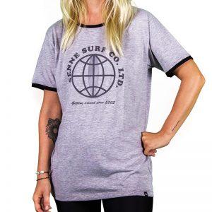 Asenne Women's Globe tee